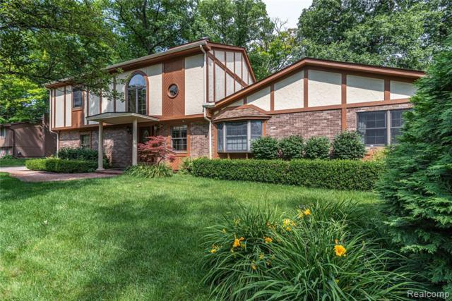 3793 Alcott Drive, West Bloomfield Twp, MI 48324 (#219071789) :: RE/MAX Classic