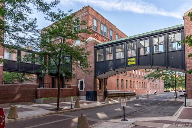 200 River Place Drive #21, Detroit, MI 48207 (#219071833) :: RE/MAX Classic