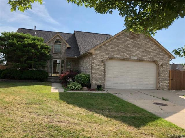 15887 Spur Drive, Macomb Twp, MI 48042 (#219071837) :: The Alex Nugent Team | Real Estate One