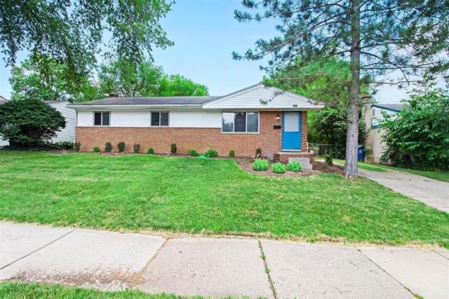 2951 Birch Hollow Drive, Ann Arbor, MI 48108 (#543267264) :: RE/MAX Classic