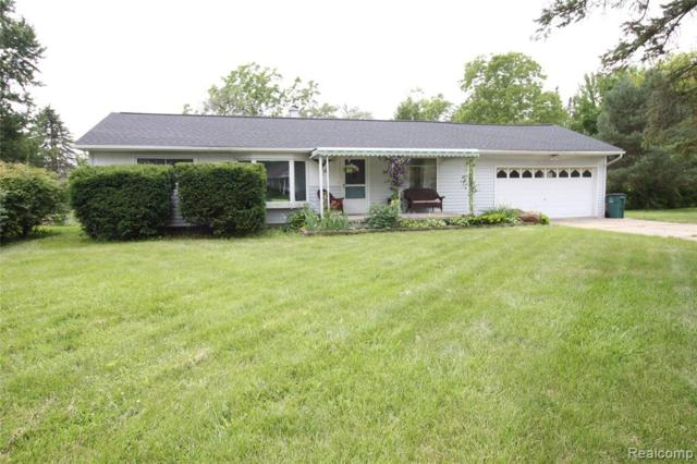 826 Marengo Drive, Troy, MI 48085 (#219071878) :: RE/MAX Classic