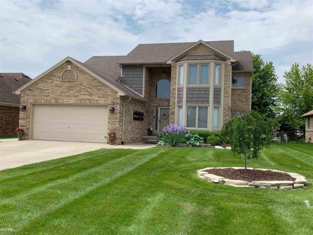 46397 Swirling Leaves, Macomb Twp, MI 48044 (#58031387864) :: The Alex Nugent Team | Real Estate One
