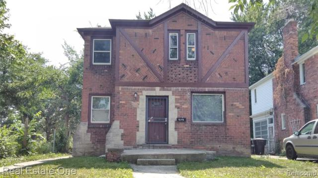 9149 Grayton Street, Detroit, MI 48224 (MLS #219071901) :: The Toth Team