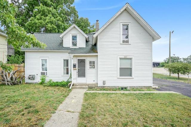 332 Wilson St, BELDING CITY, MI 48809 (#59019033946) :: The Alex Nugent Team   Real Estate One