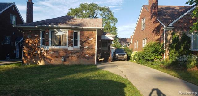 7636 Miller Road, Dearborn, MI 48126 (MLS #219071946) :: The Toth Team