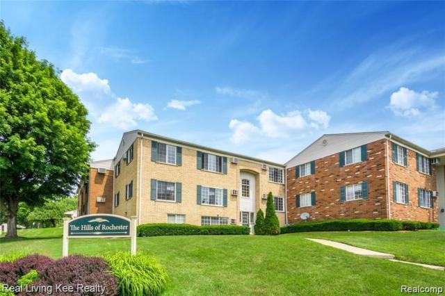 495 Miller Avenue #7, Rochester, MI 48307 (#219071950) :: RE/MAX Nexus