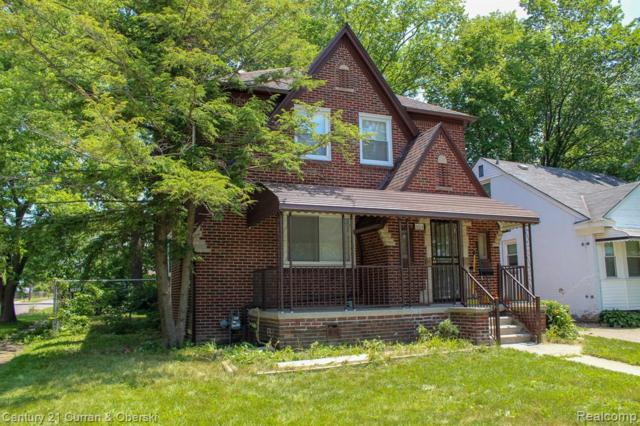 16216 Avon Avenue, Detroit, MI 48219 (MLS #219071955) :: The Toth Team
