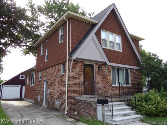 3166 Thomas Avenue, Berkley, MI 48072 (#219071970) :: RE/MAX Classic