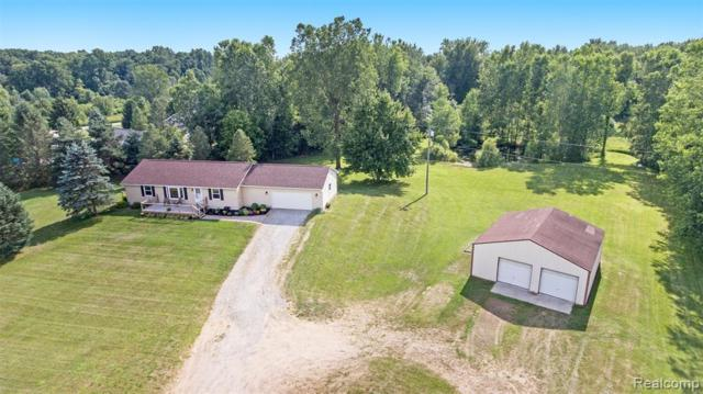 6671 Fowlerville Road, Conway Twp, MI 48836 (#219071993) :: The Alex Nugent Team | Real Estate One