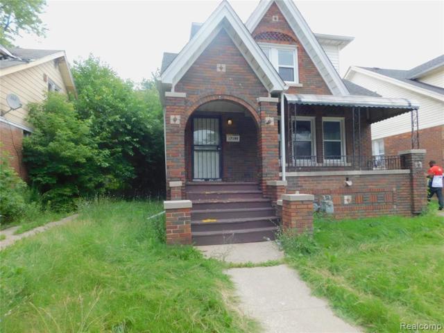 17180 Strasburg Street, Detroit, MI 48205 (#219072006) :: RE/MAX Classic