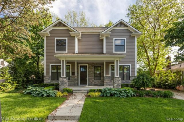 2042 Dorchester Road, Birmingham, MI 48009 (#219072011) :: RE/MAX Nexus