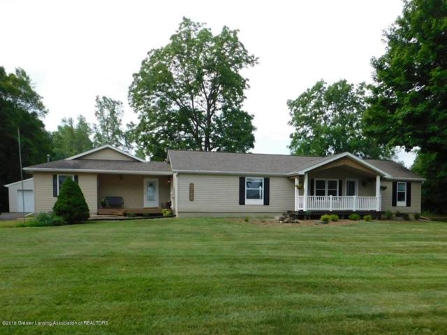 3293 Rolfe Road, Vevay Twp, MI 48854 (MLS #630000238938) :: The Toth Team