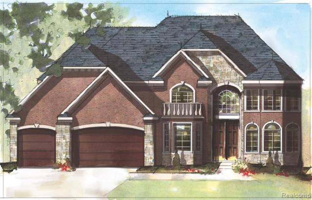6131 Maple Forest Court, West Bloomfield Twp, MI 48322 (#219072039) :: The Buckley Jolley Real Estate Team