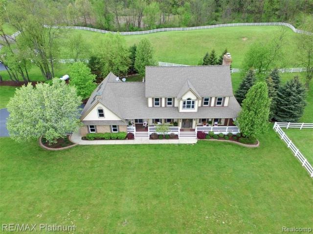 12983 Holtforth Road, Tyrone Twp, MI 48430 (#219072050) :: RE/MAX Classic
