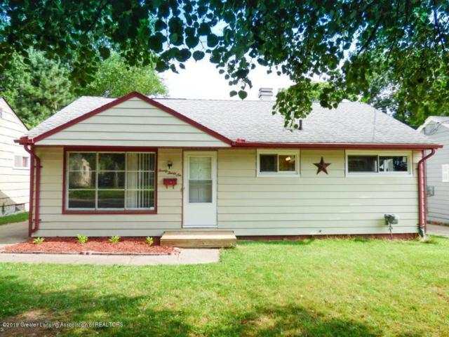 2036 Hillcrest Street, Lansing, MI 48910 (MLS #630000238943) :: The Toth Team