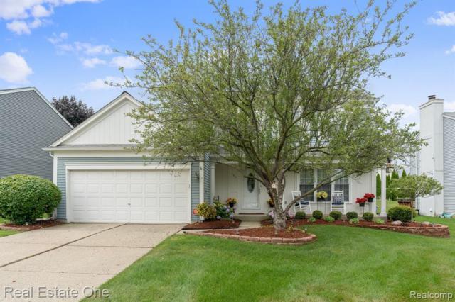 190 Parsons Lane, Rochester Hills, MI 48307 (#219072122) :: Team Sanford