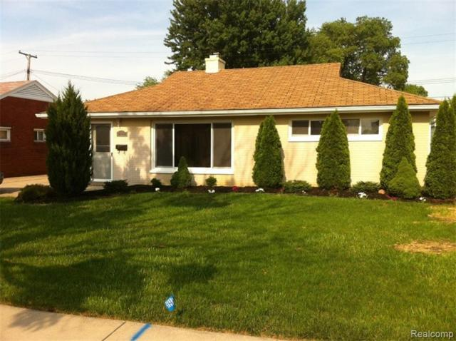 26348 Compson, Roseville, MI 48066 (MLS #219072137) :: The Toth Team