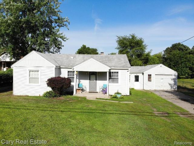 1076 Shoman Street, Waterford Twp, MI 48327 (#219072167) :: The Alex Nugent Team | Real Estate One