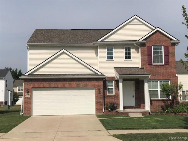 42597 Meridian Drive, Sterling Heights, MI 48313 (#219072168) :: The Buckley Jolley Real Estate Team