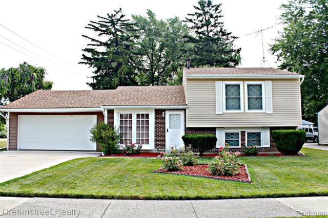6009 S Mohawk Avenue, Ypsilanti Twp, MI 48197 (#219072194) :: The Buckley Jolley Real Estate Team