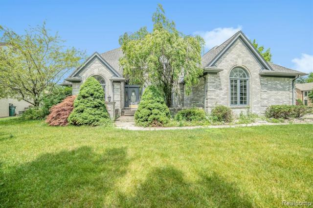 1607 Merriweather Drive, Troy, MI 48085 (#219072245) :: RE/MAX Classic