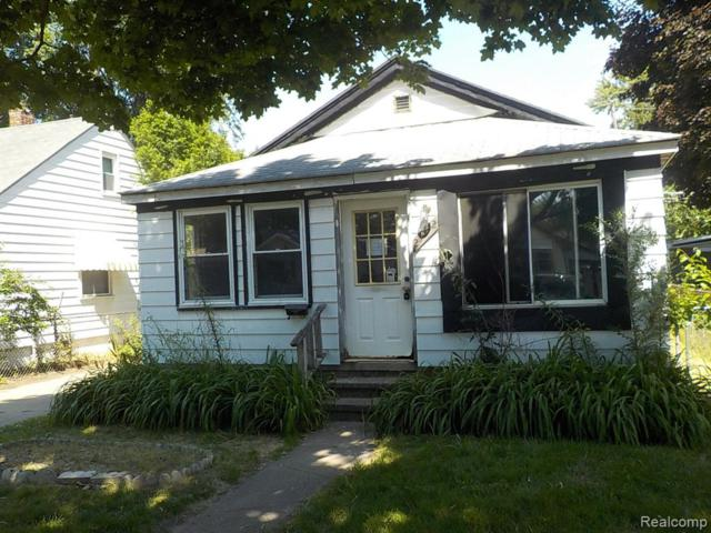 23092 Hoover Avenue, Hazel Park, MI 48030 (MLS #219072249) :: The Toth Team