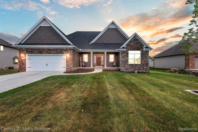 2213 Mapleview Court, Davison Twp, MI 48423 (#219072289) :: Alan Brown Group