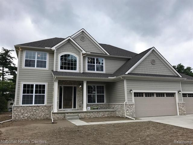 2 Waldon Meadows Court, Orion Twp, MI 48359 (MLS #219072318) :: The Toth Team