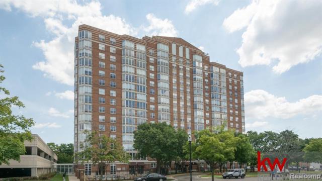 250 E Harbortown Drive #403, Detroit, MI 48207 (#219072348) :: The Buckley Jolley Real Estate Team