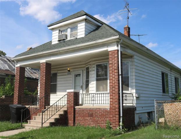 12690 Gallagher Street, Detroit, MI 48212 (#219072384) :: Alan Brown Group