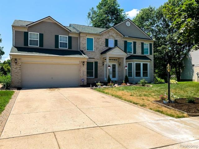 15620 Brookside Drive, Van Buren Twp, MI 48111 (#219072396) :: RE/MAX Nexus