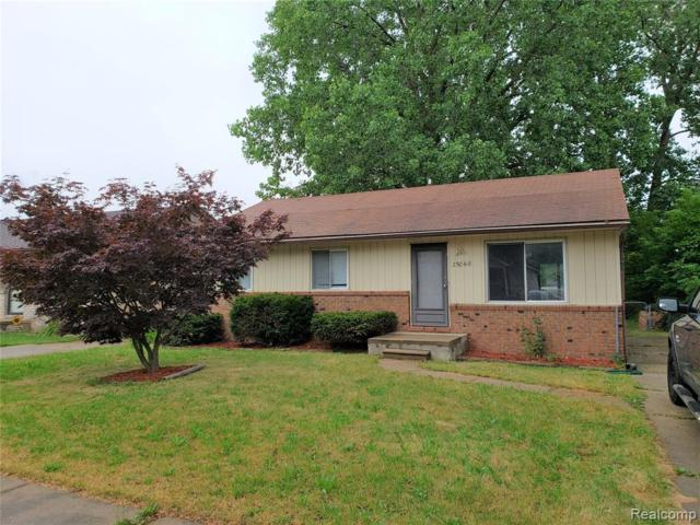 35048 Willis Street, Clinton Twp, MI 48035 (#219072407) :: Keller Williams West Bloomfield