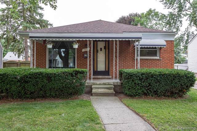 6851 Centralia Street, Dearborn Heights, MI 48127 (#219072409) :: RE/MAX Classic