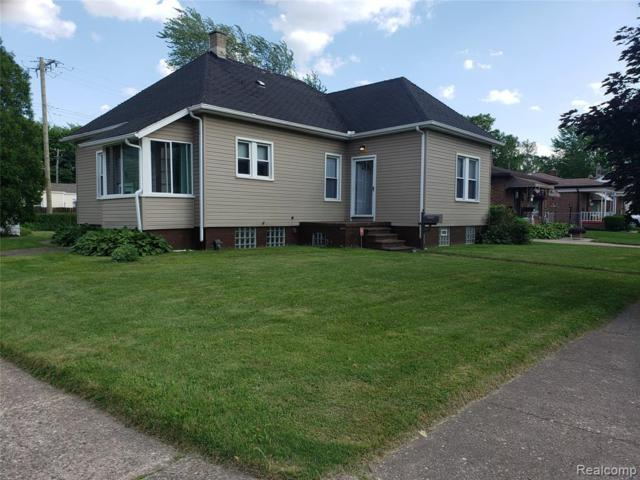 4315 5TH Street, Ecorse, MI 48229 (#219072436) :: The Buckley Jolley Real Estate Team