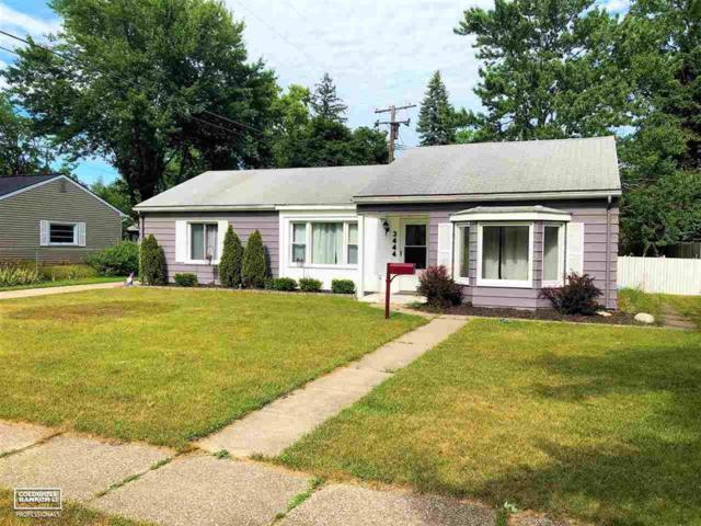 3444 Maple, Port Huron, MI 48060 (#58031388016) :: The Alex Nugent Team | Real Estate One