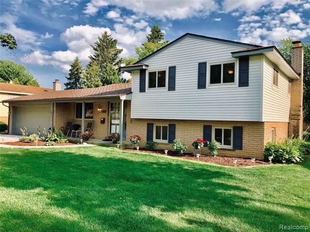 36853 Sunnydale Street, Livonia, MI 48154 (#219072528) :: The Buckley Jolley Real Estate Team