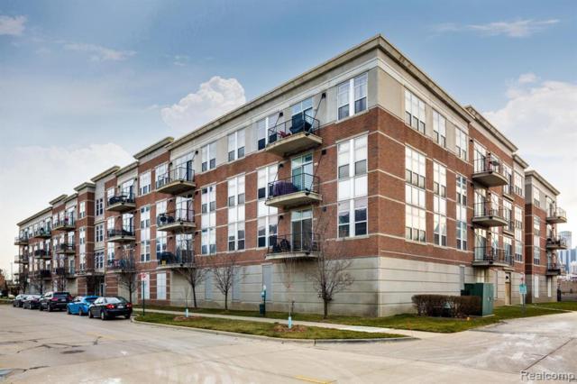 66 Winder Street #453, Detroit, MI 48201 (#219072534) :: The Buckley Jolley Real Estate Team
