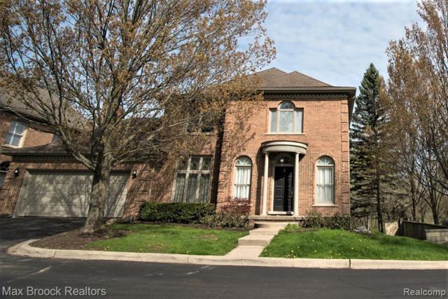 5 Manorwood Drive, Bloomfield Hills, MI 48304 (#219072543) :: Team Sanford