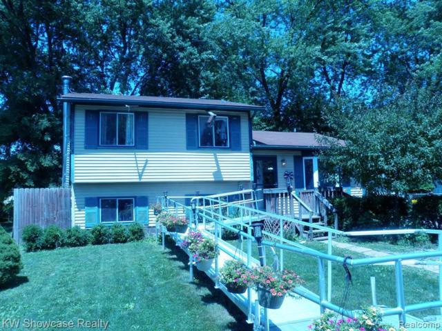 3916 Elmhurst Road, Waterford Twp, MI 48328 (#219072614) :: The Alex Nugent Team | Real Estate One