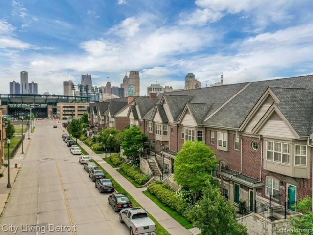 2545 John R Street, Detroit, MI 48201 (MLS #219072652) :: The Toth Team