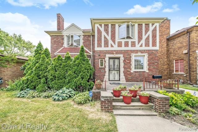2207 Oakman Boulevard, Detroit, MI 48238 (MLS #219072691) :: The Toth Team