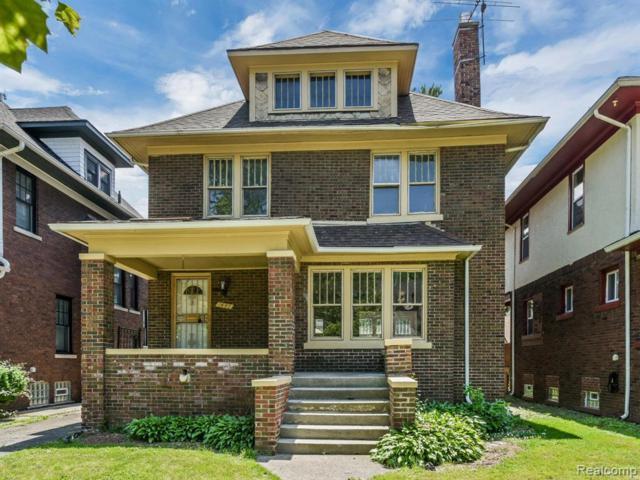 1667 Edison Street, Detroit, MI 48206 (#219072699) :: The Buckley Jolley Real Estate Team