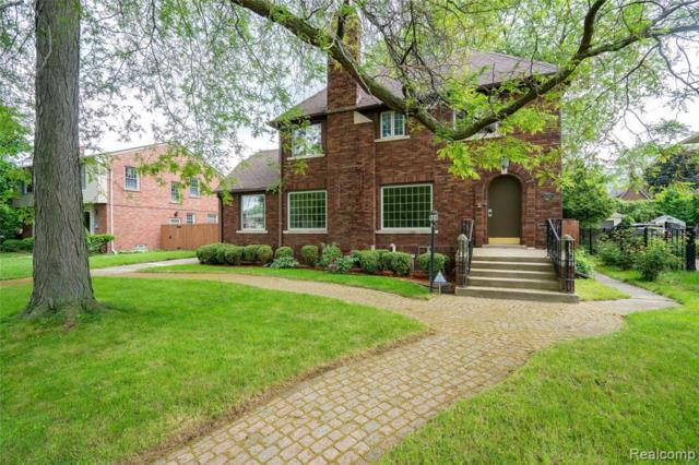 1430 Devonshire Road, Grosse Pointe Park, MI 48230 (#219072749) :: Alan Brown Group