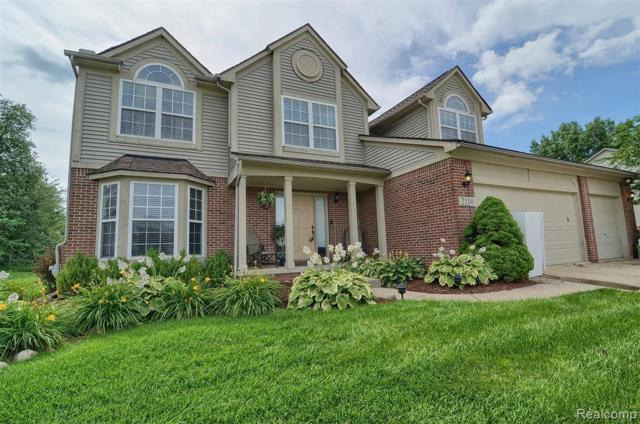 2110 Claiborne Court, Genoa Twp, MI 48114 (#219072754) :: The Alex Nugent Team | Real Estate One
