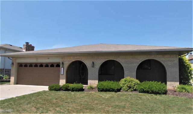 13799 Tefft Dr, Warren, MI 48088 (#58031388107) :: Alan Brown Group