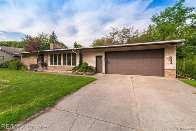 633 Nichols Road, Auburn Hills, MI 48326 (#219072866) :: RE/MAX Classic