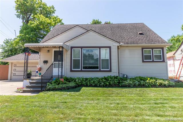 219 Adams Court, Ferndale, MI 48220 (#219072881) :: RE/MAX Nexus
