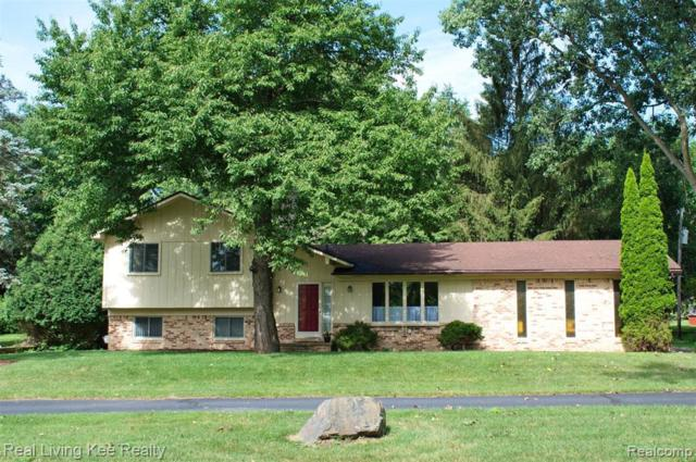 88 E Maryknoll Road, Rochester Hills, MI 48309 (#219072891) :: RE/MAX Nexus