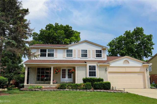 430 Sunlight Dr., Rochester Hills, MI 48309 (#58031388129) :: RE/MAX Nexus