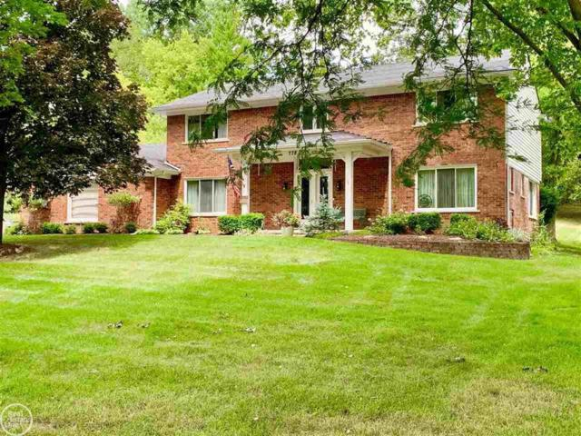 778 Birch Tree, Rochester Hills, MI 48306 (#58031388155) :: RE/MAX Nexus